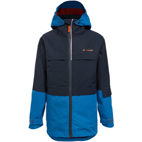 VAUDE Snow Cup 3in1 Jacket Kids radiate blue